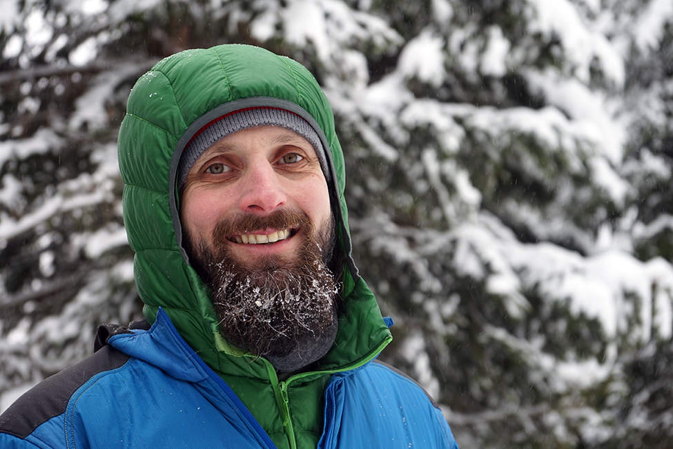 skialpinista Jiří Kos