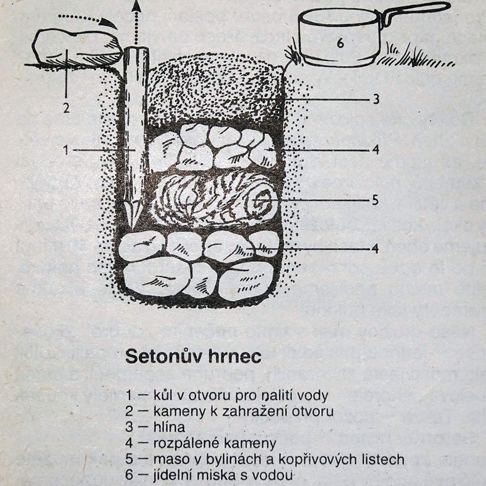 setonův hrnec