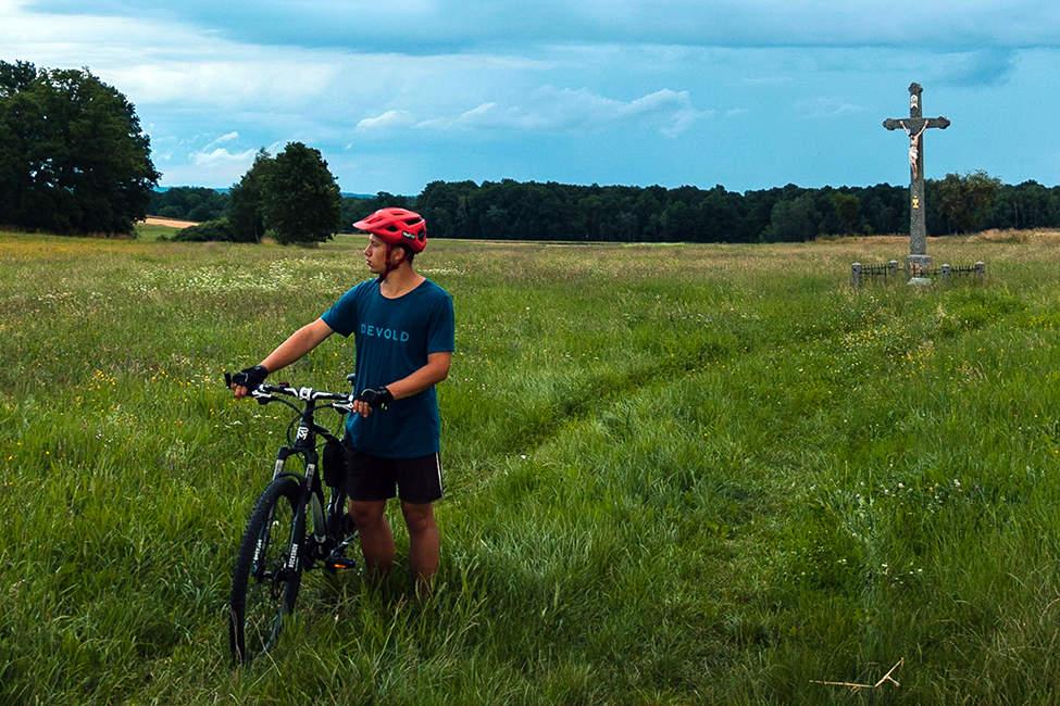Marek Fux Devold na kolo
