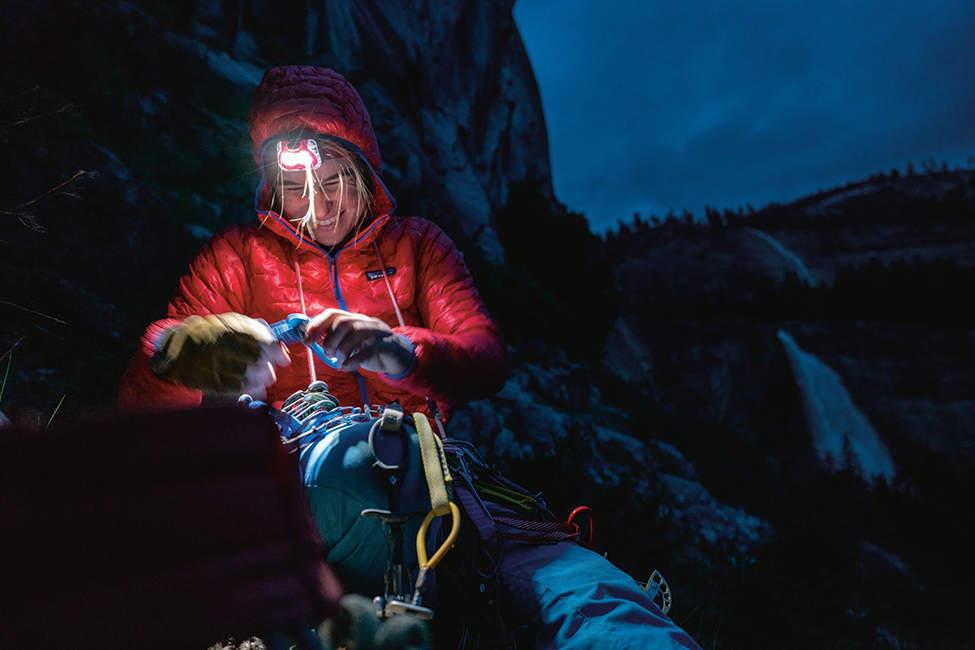 patagonia_noční_lezení