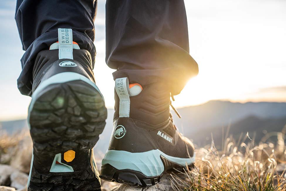 boty na těžký trek