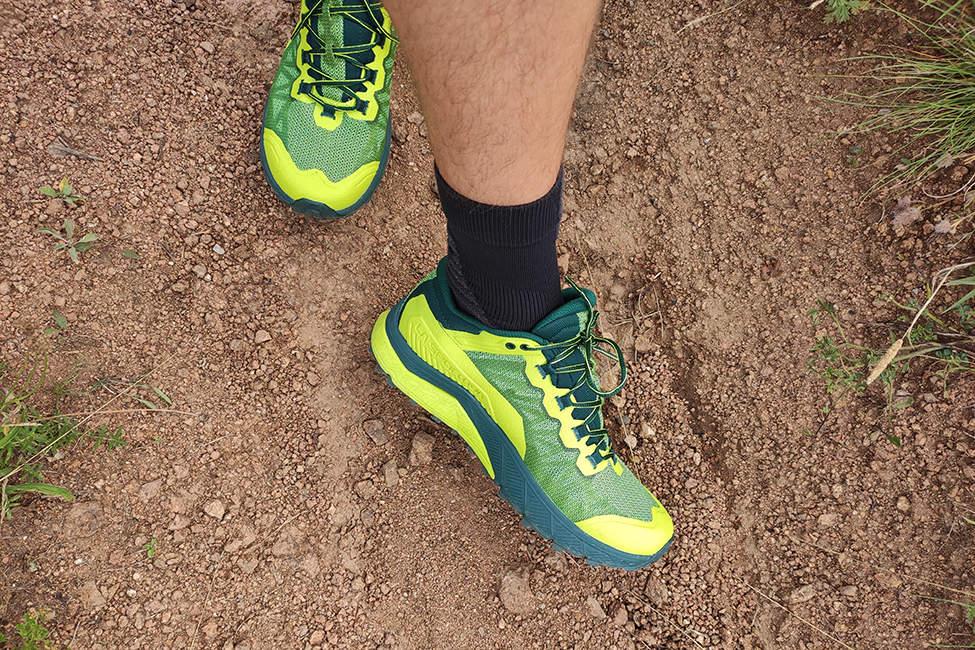boty běh a lehký trek