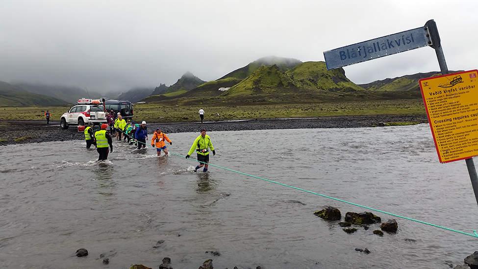 Laugavegur Ultra - nejznámější ultratrail na Islandu