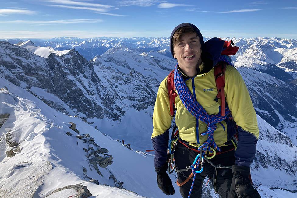 elitní horolezec