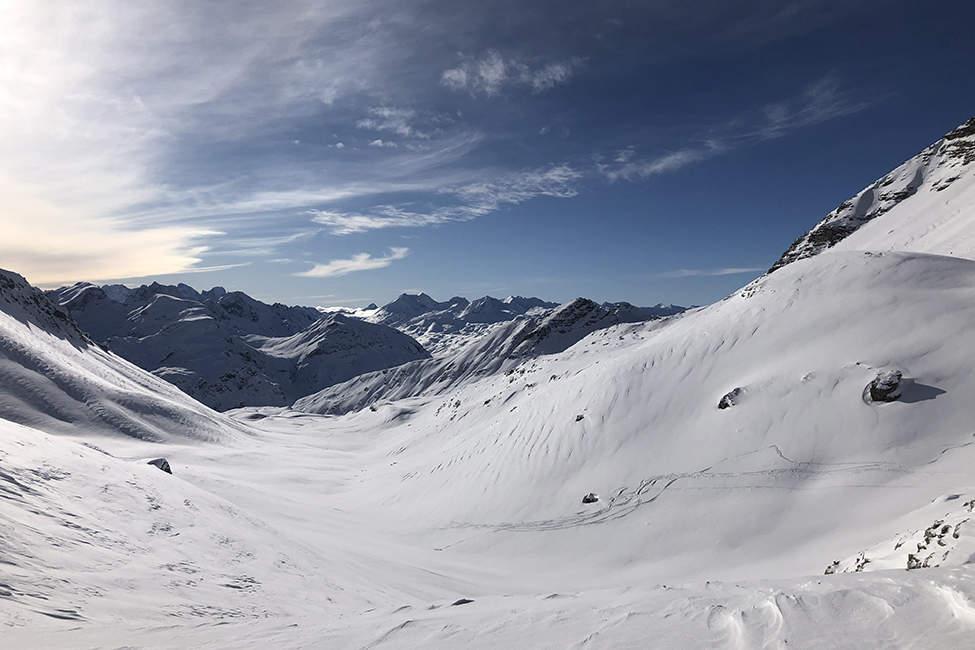 krása Alpy